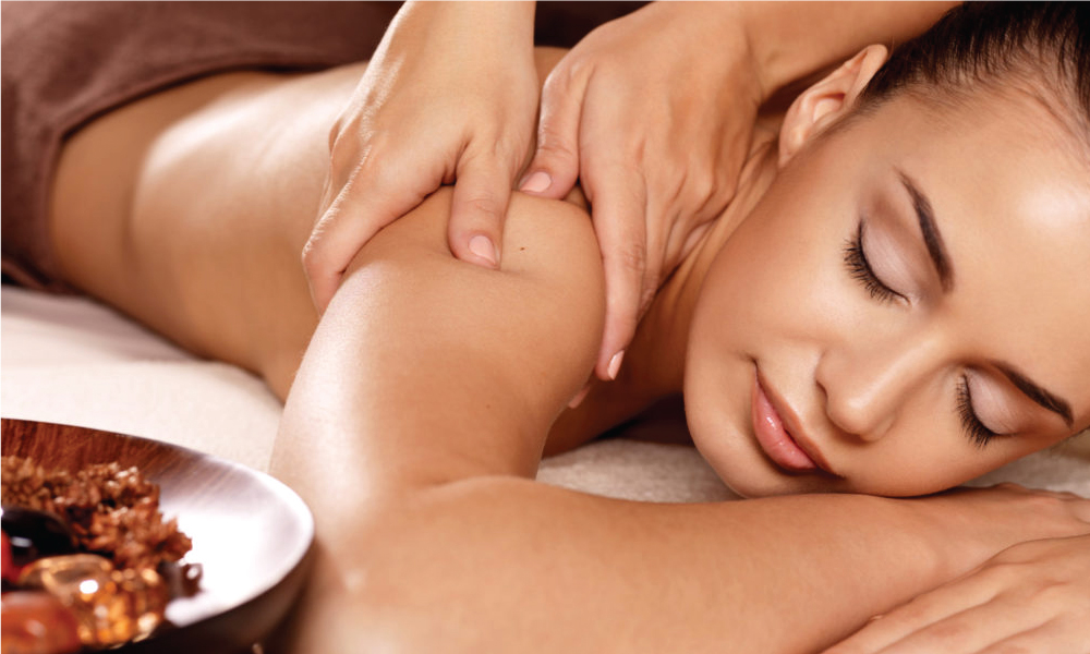 Book yourself a massage special